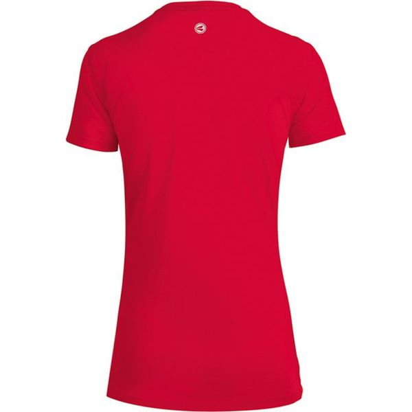 Jako Run 2.0 T-Shirt Dames - Rood