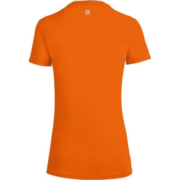Jako Run 2.0 T-Shirt Dames - Fluo Oranje