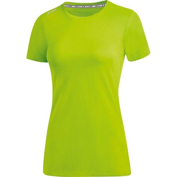 Jako Run 2.0 T-Shirt Dames - Fluo Groen