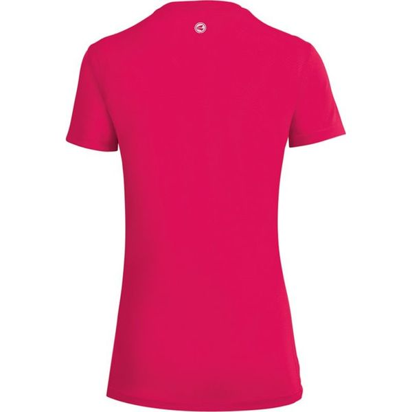 Jako Run 2.0 T-Shirt Dames - Framboos