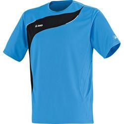 Jako Competition T-Shirt Kinderen - Lichtblauw / Zwart