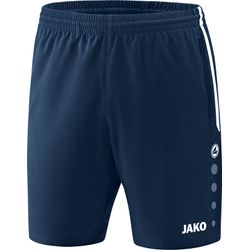Jako Competition 2.0 Short Kinderen - Marine