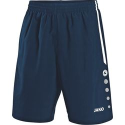 Jako Performance Short Dames - Marine / Wit