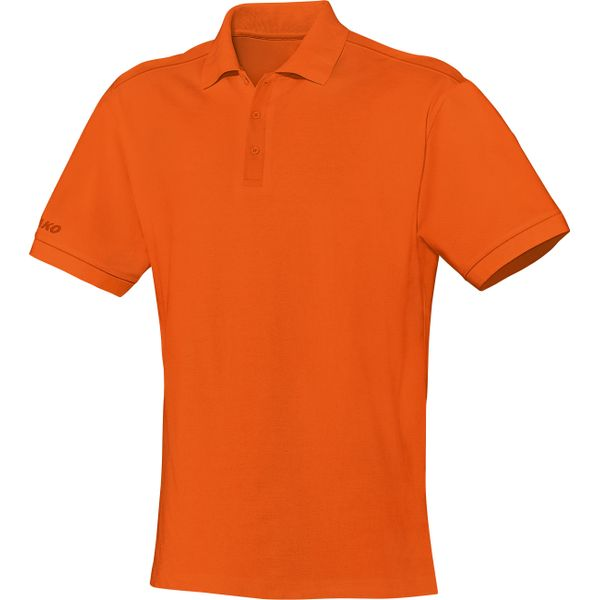Jako Team Polo Kinderen - Fluo Oranje