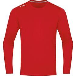 Jako Run 2.0 Longsleeve Enfants - Rouge Sport