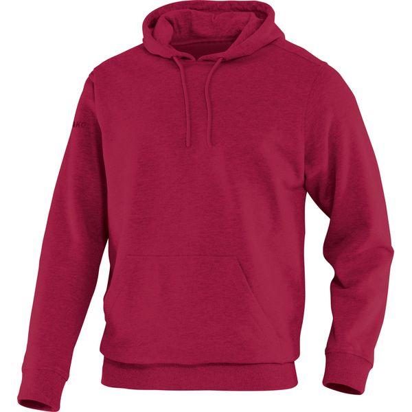 Jako Team Sweater Met Kap Kinderen - Bordeaux