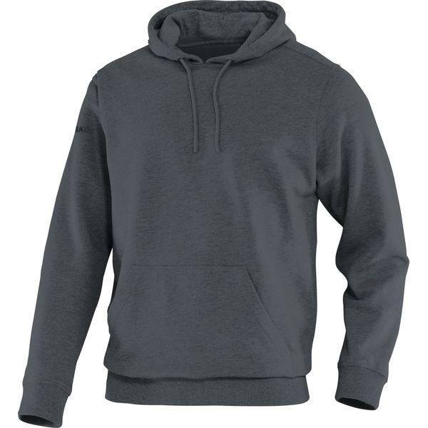 Jako Team Sweater Met Kap Kinderen - Antraciet