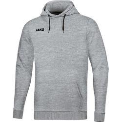 Jako Base Sweater Met Kap Heren - Lichtgrijs Gemeleerd