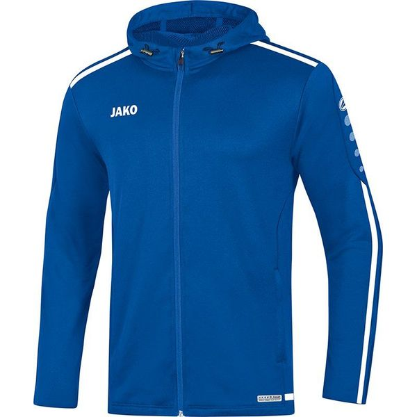 Jako Striker 2.0 Hoodie Dames - Royal / Wit