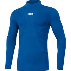 Jako Comfort 2.0 Shirt Opstaande Kraag Heren - Sportroyal
