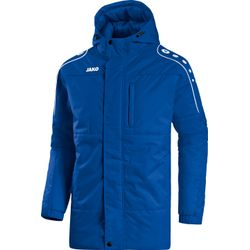 Jako Active Coach Jacket - Royal / Wit