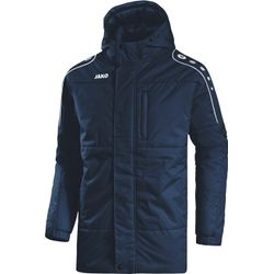 Jako Active Coach Jacket Kinderen - Marine / Wit