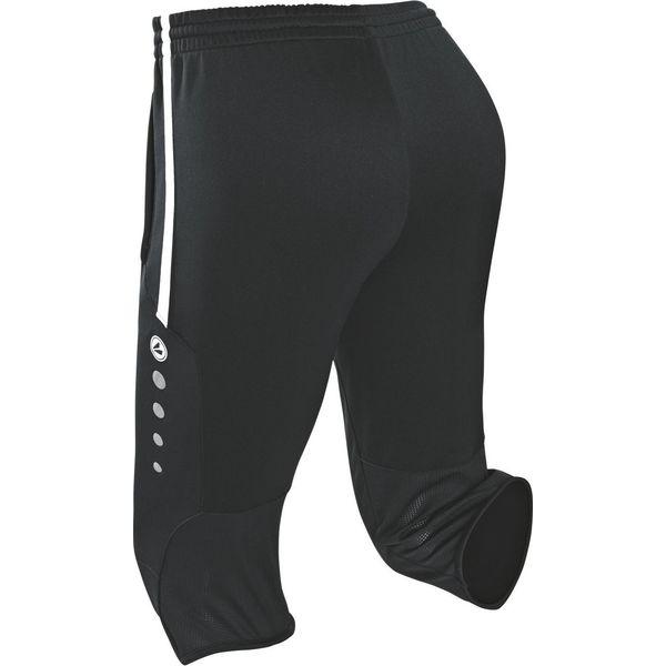 Jako Active Pantalon D'Entraînement 3/4 Hommes - Noir / Blanc