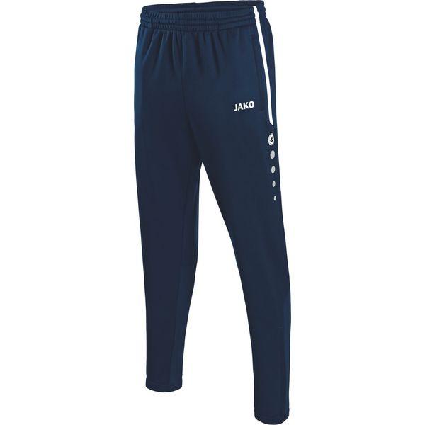 Jako Active Pantalon D'Entraînement Enfants - Marine / Blanc