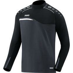 Jako Competition 2.0 Sweat Hommes - Anthracite / Noir