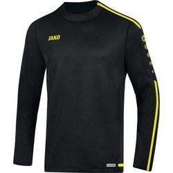 Jako Striker 2.0 Sweater - Zwart / Fluogeel