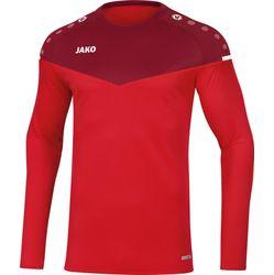 Jako Champ 2.0 Sweater Kinderen - Rood / Wijnrood