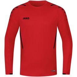 Jako Challenge Sweater Kinderen - Rood / Zwart