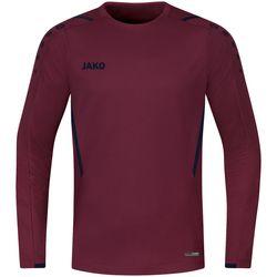 Jako Challenge Sweater Kinderen - Kastanje / Marine
