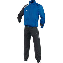 Jako Premium Trainingspak Polyester - Royal / Zwart / Grijs / Wit