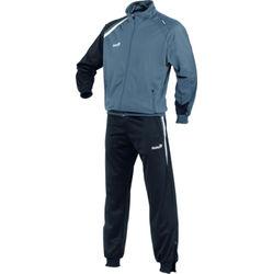 Jako Premium Trainingspak Polyester Kinderen - Grijs / Zwart / Wit