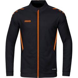 Jako Challenge Polyestervest Dames - Zwart / Fluo Oranje