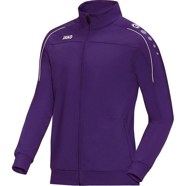 Jako Classico Trainingsvest Polyester - Paars
