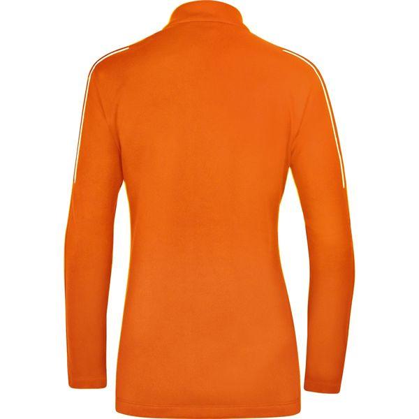 Jako Classico Trainingsvest Vrije Tijd Dames - Fluo Oranje