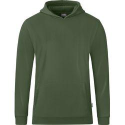 Jako Organic Sweater Met Kap Kinderen - Olijf
