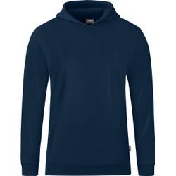 Jako Organic Sweater Met Kap Kinderen - Marine