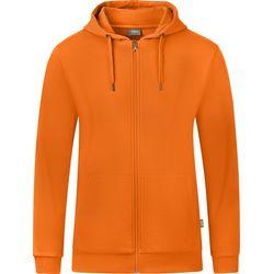 Jako Organic Veste À Capuchon Hommes - Orange