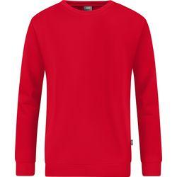 Jako Organic Sweater Heren - Rood