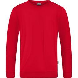 Jako Doubletex Sweater Heren - Rood