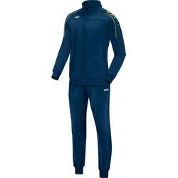 Jako Classico Survêtement Polyester Hommes - Bleu Nuit