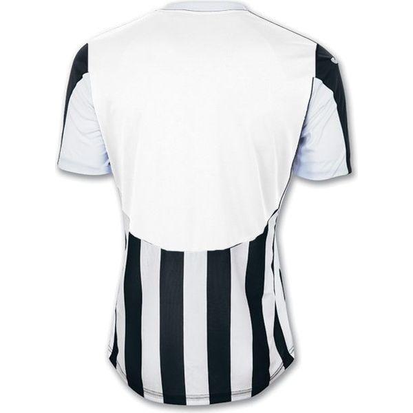 Joma Copa Shirt Korte Mouw Kinderen - Zwart / Wit