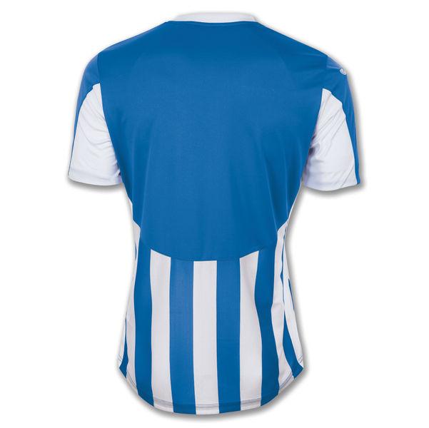 Joma Copa Shirt Korte Mouw Kinderen - Royal / Wit