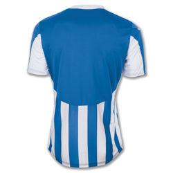 Voorvertoning: Joma Copa Shirt Korte Mouw Kinderen - Royal / Wit