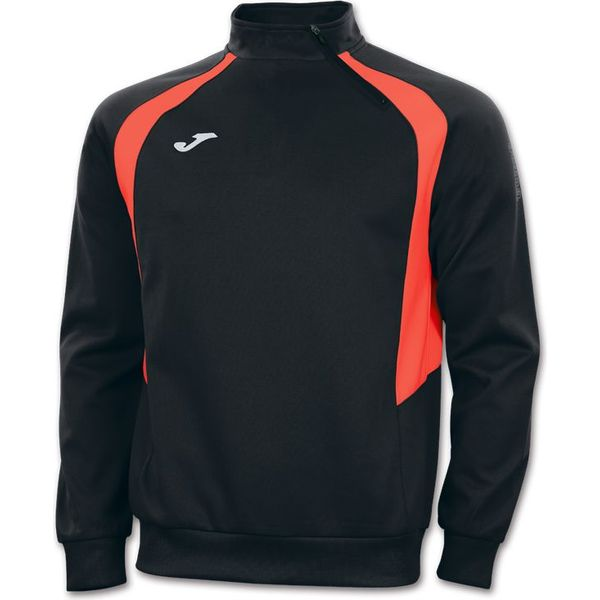 Joma Champion III Sweater Heren - Zwart / Oranje