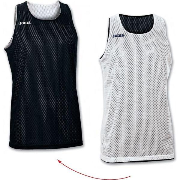 Joma Aro Reversible Shirt Heren - Zwart / Wit