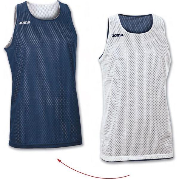 Joma Aro Reversible Shirt Kinderen - Marine / Wit