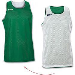 Joma Aro Reversible Shirt Kinderen - Green Medium / Wit