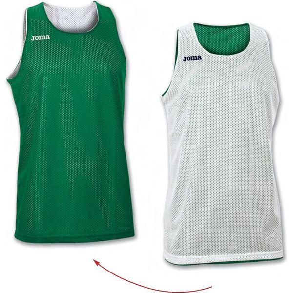 Joma Aro Reversible Shirt Heren - Green Medium / Wit