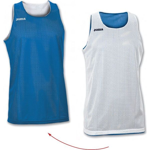 Joma Aro Reversible Shirt Heren - Royal / Wit