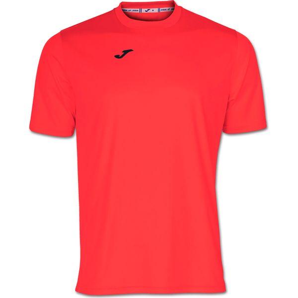 Joma Combi Shirt Korte Mouw - Fluo Oranje