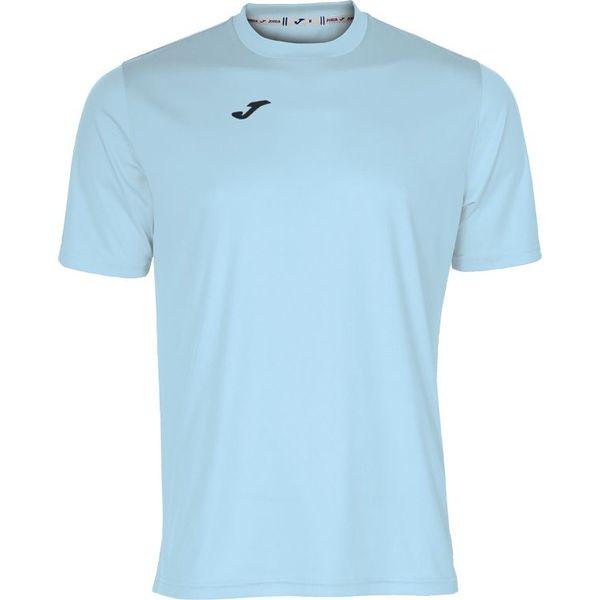 Joma Combi Shirt Korte Mouw - Hemelsblauw
