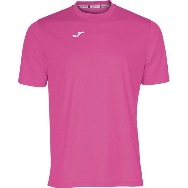 Joma Combi Shirt Korte Mouw Heren - Raspberry