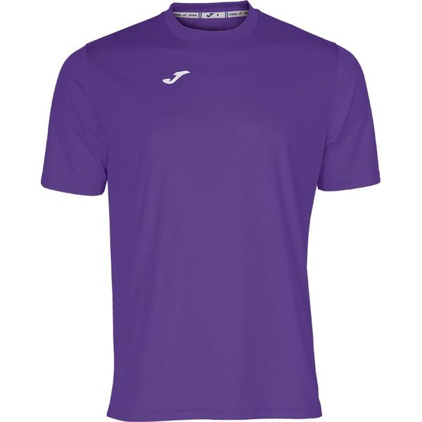 Joma Combi Shirt Korte Mouw Heren - Purple