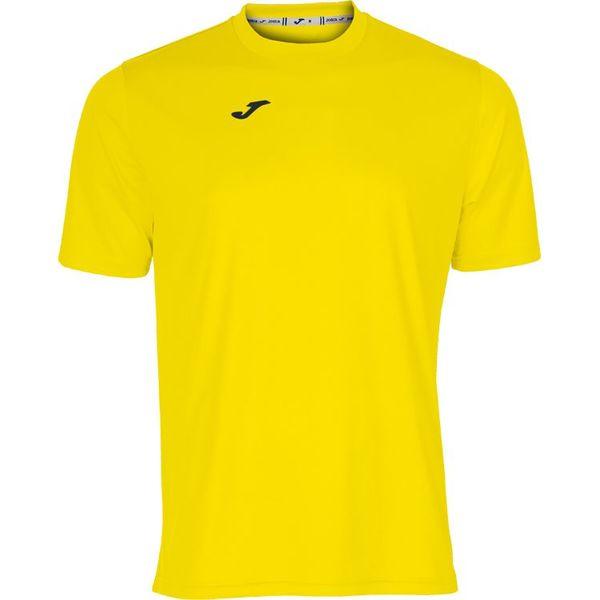 Joma Combi Shirt Korte Mouw Kinderen - Geel