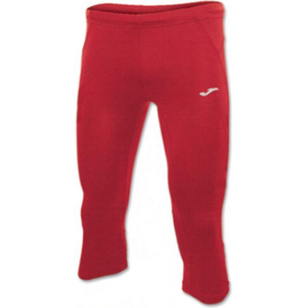Joma Record 3/4 Running Pant Heren - Rood