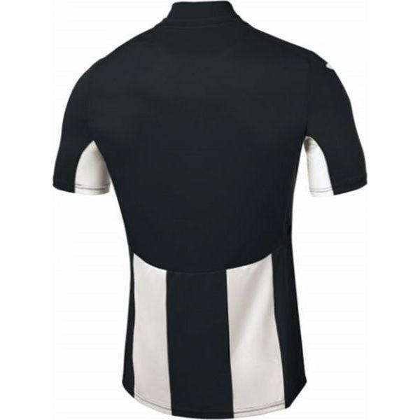 Joma Pisa Voetbalshirt Lange Mouw Kinderen - Zwart / Wit